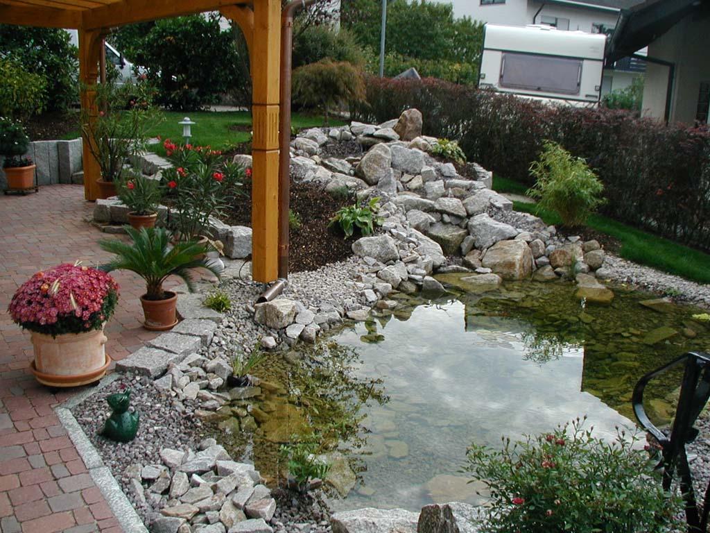 swimmingpool und teichanlagen cb gardens