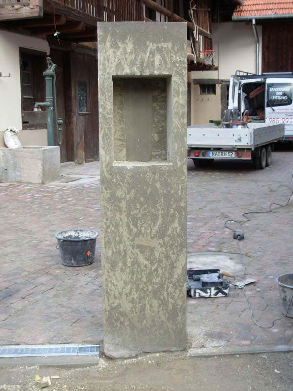 betonarbeiten