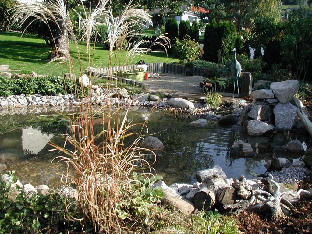swimmingpool- und teichanlagen